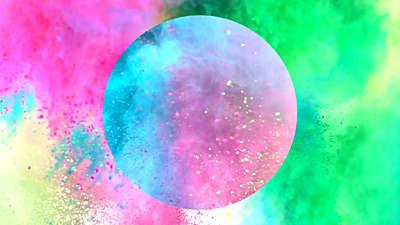Color Burst 12 Still