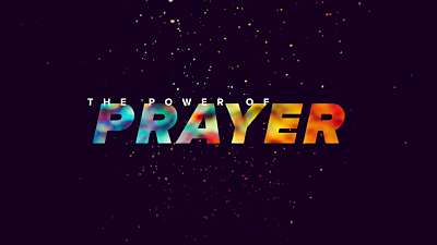 Color Spots Prayer Still