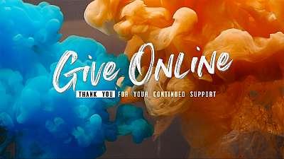 Colorsplash Give Online Still