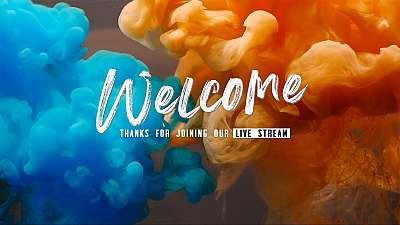 Colorsplash Stream Welcome Still