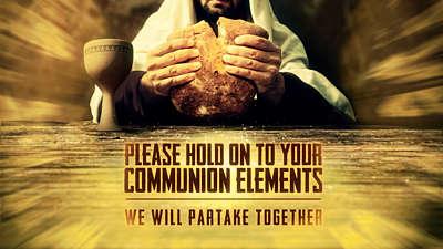 Communion Directions Still