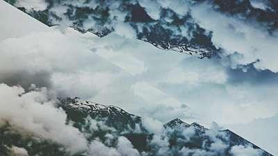 Discipleship Mirror Mountains Still