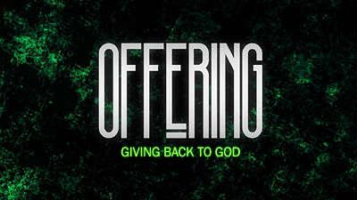 Disheveled Offering Still