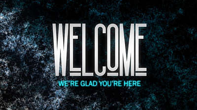 Disheveled Welcome Still