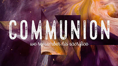 Disruption Communion Still