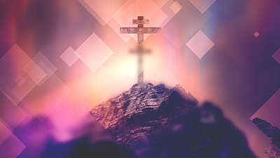 Easter Journey Cross 03 Still