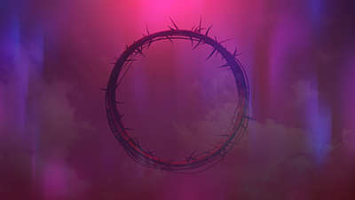 Easter Journey Crown Of Thorns 04 Still