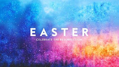 Easter Colors Easter Still