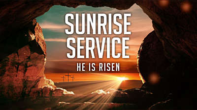 Easter Sunrise Service Still Vol3