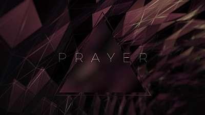 Facets Prayer Still