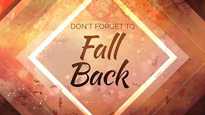 Fall Back Still Vol 5