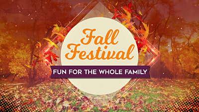 Fall Festival Still Volume 2