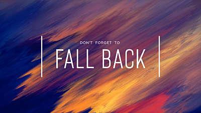 Graphite Fall Back Still