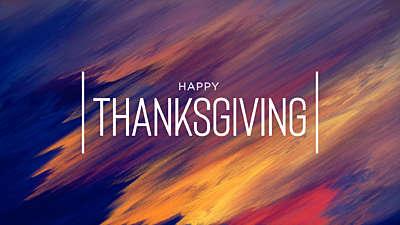 Graphite Thanksgiving Still