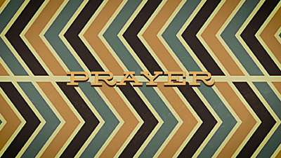 Groovy Prayer Still