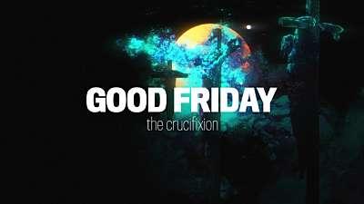 Holy Week Art Good Friday Still