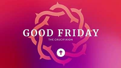 Holy Week Icons Good Friday Still