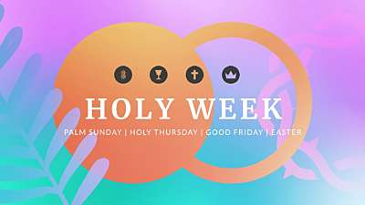 Holy Week Icons Holy Week Still