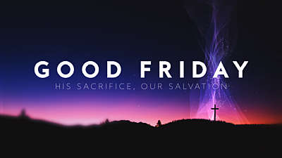 Holy Week Glow Good Friday Still