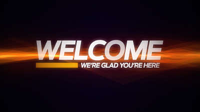 Horizons Welcome Graphic