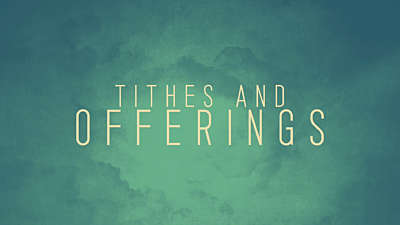 Independence Clouds Tithes