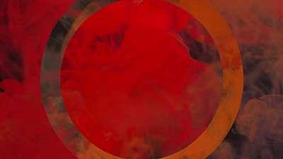 Ink Rise Orange Remix Still