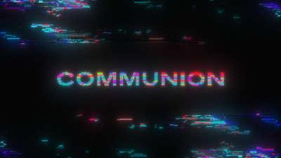 LED Glitch Communion Still