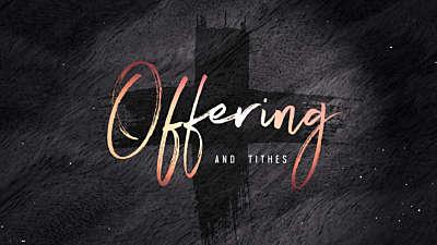 Lent Offering Still