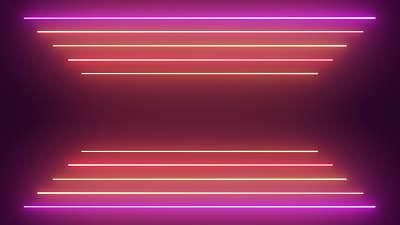 Light Wall Lines Still