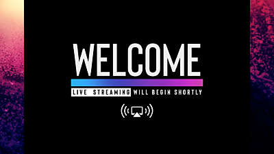 Live Stream Vol 1 Welcome 1 Still