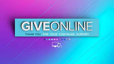 Live Stream Vol 2 Give Online Still