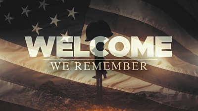 Memorial Welcome