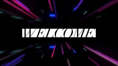 Millennium Glow Welcome
