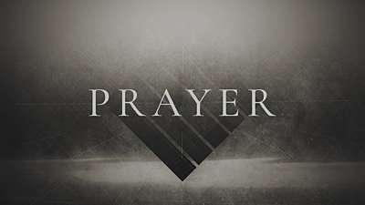 Misty Water Prayer Still