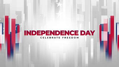 Modern Freedom Independence Day Still