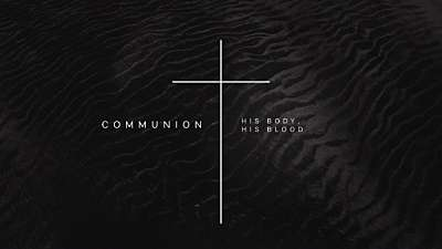 Name Above Communion Still