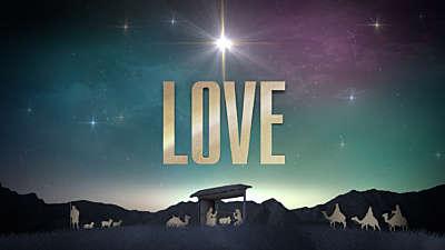 Nativity Christmas Love