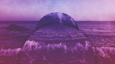 Natural Ocean Still