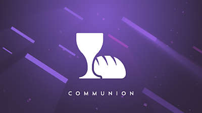 New Years Glow Communion Still