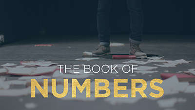 The Book of Numbers: Scattered Books