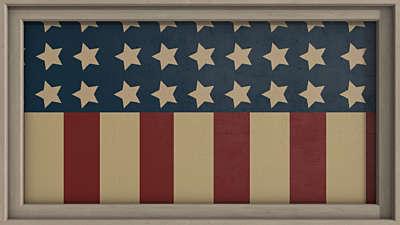 Old Fashioned America Sermon Still