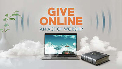 Online Church Give Online Still Vol 1