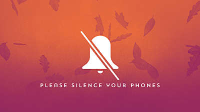 Painted Autumn Phone