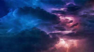 Painted Nature Storm
