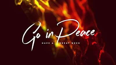 Pentecost Flames Exit Still