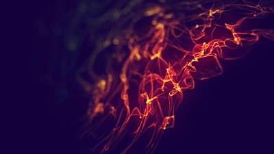 Pentecost Flames Fire Still