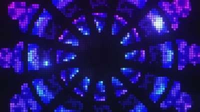 Pixel Glass Sapphire Still