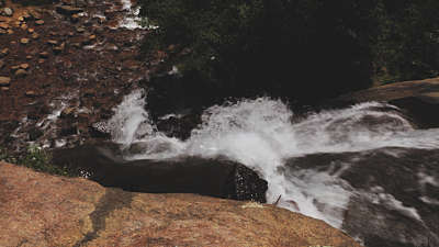 Psalm 36 Waterfall Still