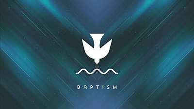 Radiant Angles Baptism Still