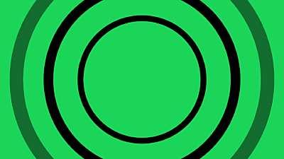 Radiate Green Still